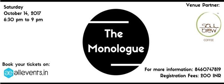 The Monologue - Vadodara