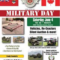 Georgina Military Day