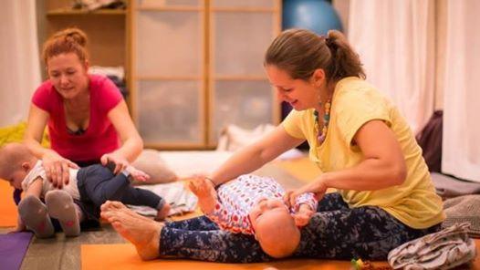 Birthlight Baby Yoga Teacher Training (Level 1 and Level 2)