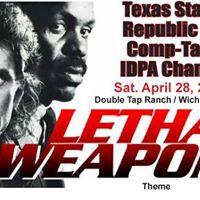 The TX State Republic of Com-Tac IDPA Champ