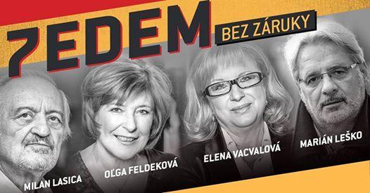 7edem Bez Zruky V Bratislave