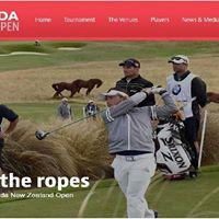 New Zealand Golf Open 2017