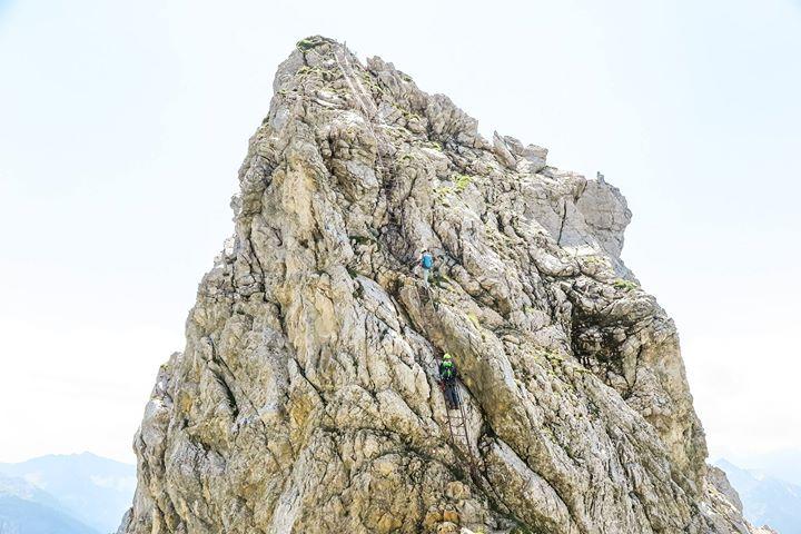 Klettersteig Mödling : Berg rausch klettersteig am freitag den at mödlinger