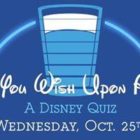 Geeks Who Drink - Disney Quiz