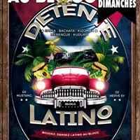 Dim. 30 Avril  Soire dtente Latino