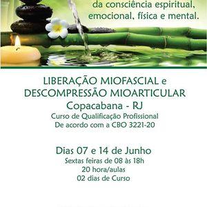Curso Liberao Miofascial e Mioarticular - Copacabana RJ