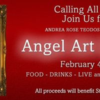 Angel Art Auction