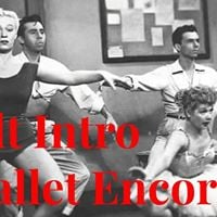 Adult Intro to Ballet I Encore