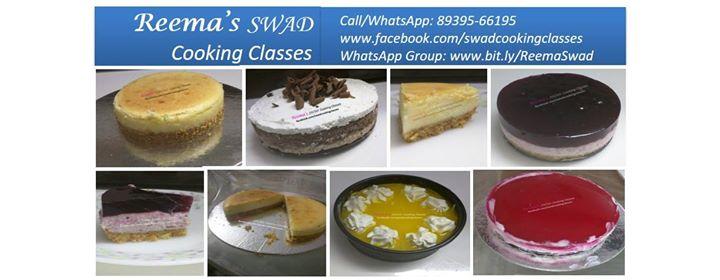 Cheese Cake Making Workshop