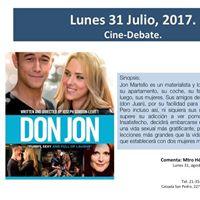 Cine-debate Don Jon.