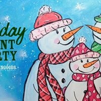 Livingoods Holiday Family Paint Party