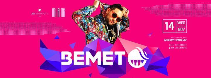 Wednesday Night  DJ BEMET