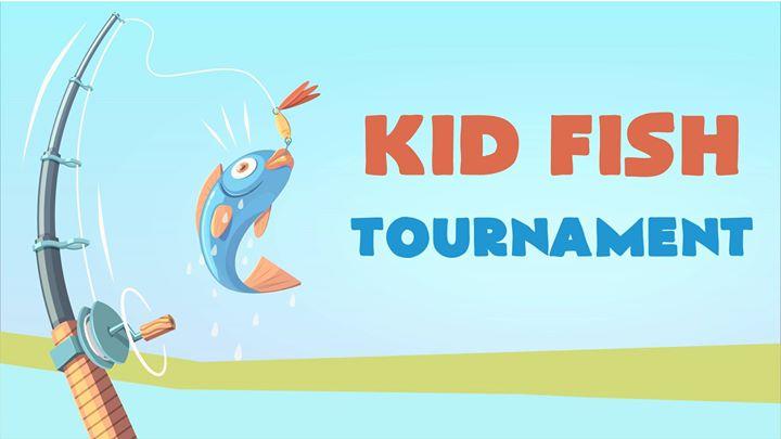 Kid Fish Tournament At Valley Ridge Park Cedar Hill