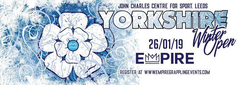 Empire Grappling 9 Yorkshire Winter Open (Gi & No-Gi Event EG9