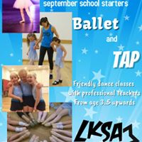 Ballet and Tap trial class