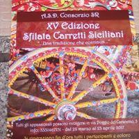 XV Edizione Sfilata Carretti Siciliani
