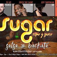 SUGAR with DJ 69 France &amp DJ Erick the Saint &amp Jeff UK