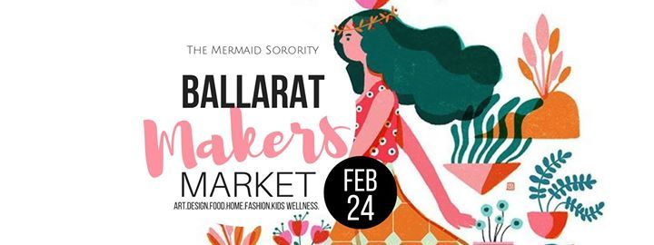 The Mermaid Makers Ballarat Indoor Market