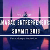Islamabad Entrepreneurship Summit 2018