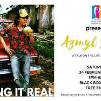 Keeping It Real A Talk On The Life of a Musician by Azmyl Yunor