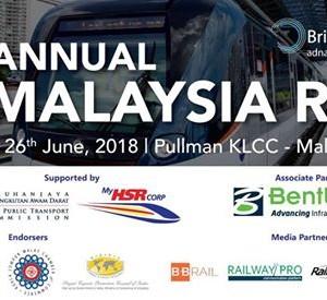 6th Annual Malaysia Rail 2018