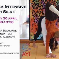 Acroyoga Intensive with Silke at Studio Silvia Belmonte