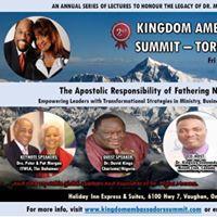 Kingdom Ambassadors Summit (Canada)