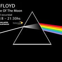 Pink Floyd - The Dark Side of the Moon en Parlantes Holofnicos