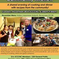 Community Kitchen - Nabe Night