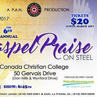 Gospel Praise on Steel