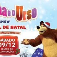 Masha e o Urso - Live Show Especial De NATAL