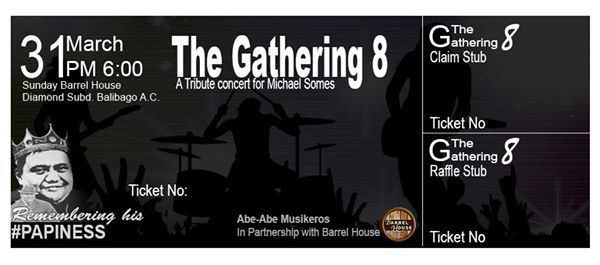 Abe-Abe Musikeros - The Gathering