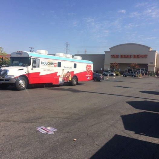 Home Depot Community Blood Drive At 4700 Gosford Rd Bakersfield Ca