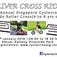 4th Annual SG CYCLOCROSSKiddy Roller Cross