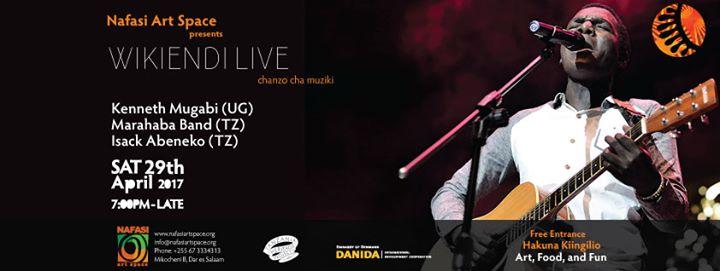 Chap Chap & Wikiendi LIVE ft Kenneth Mugabi Marahaba & Abeneko