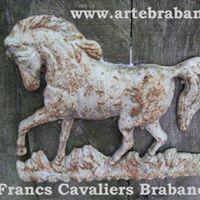 Runionrencontre cavaliersmeneurs Brabant fvrier 2017