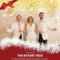 The Rykert Trio In Concert