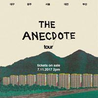 E SENS The Anecdote Tour