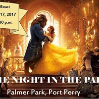 Movie Night in the Park Beauty and the Beast