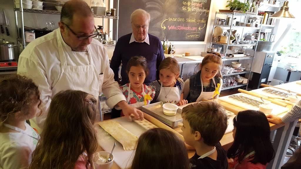 Kids Summer Camp - Master Baking Class