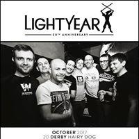 Lightyear 20th Anniversary Hometown Show
