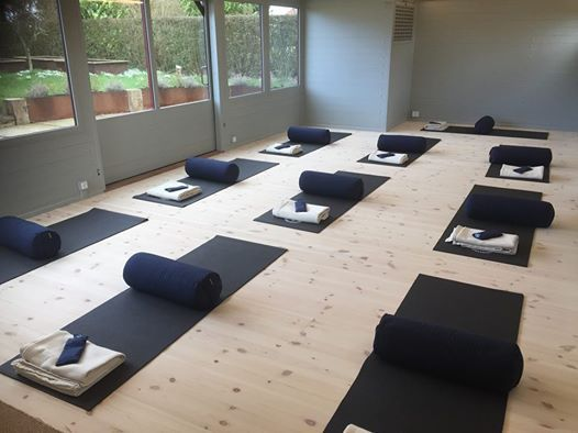 Lrdags morgen yoga