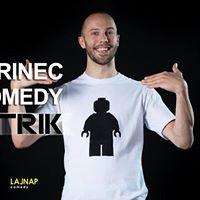 HNK u Osijeku - Egocentrik - stand up comedy show