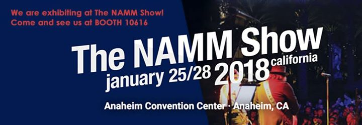 Penn Elcoms Presenting at The NAMM SHOW