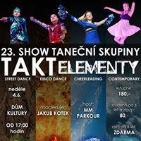 23. Taktshow - Elementy