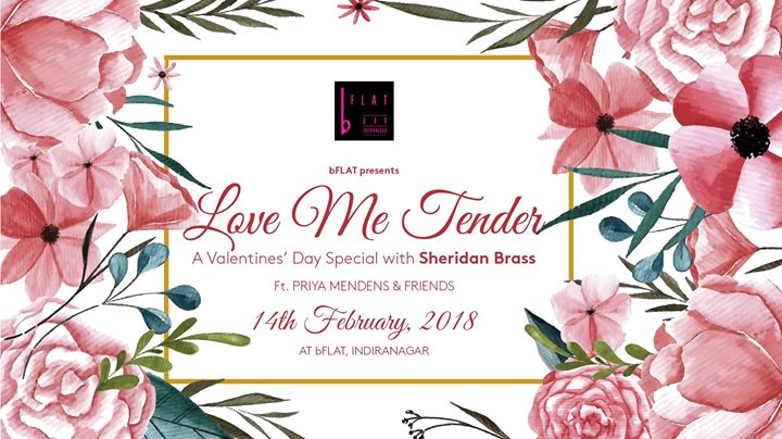 Love Me Tender - Valentines Day Special