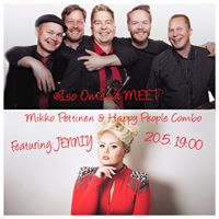 Mikko Pettinen &ampHappy People Combo Feat. Jenniy