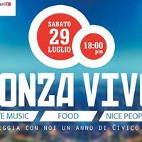 Monza Vive - Un anno di Civico 144