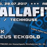 TraLLaFiTTi  Techno  Techhouse