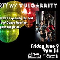 Retro Dance Party w Vulgarrity